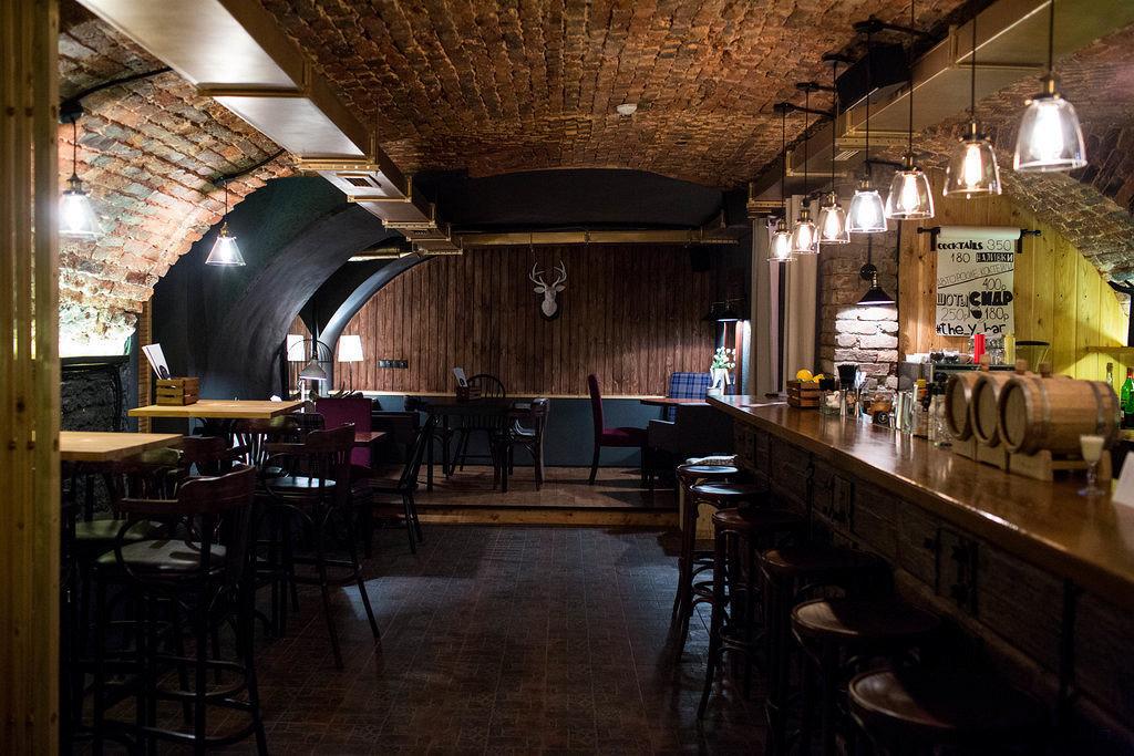 Ресторан The Y Bar - фотография 8