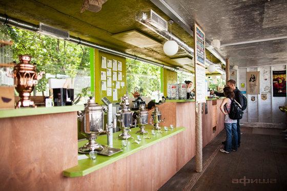 Ресторан Чайная высота - фотография 2