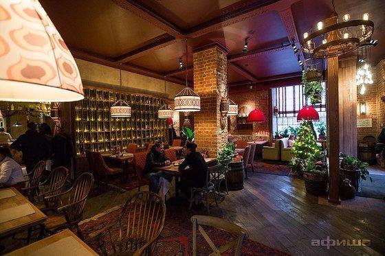 Ресторан Бакладжан - фотография 12