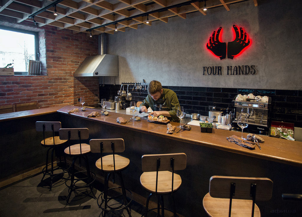 Ресторан Four Hands - фотография 8