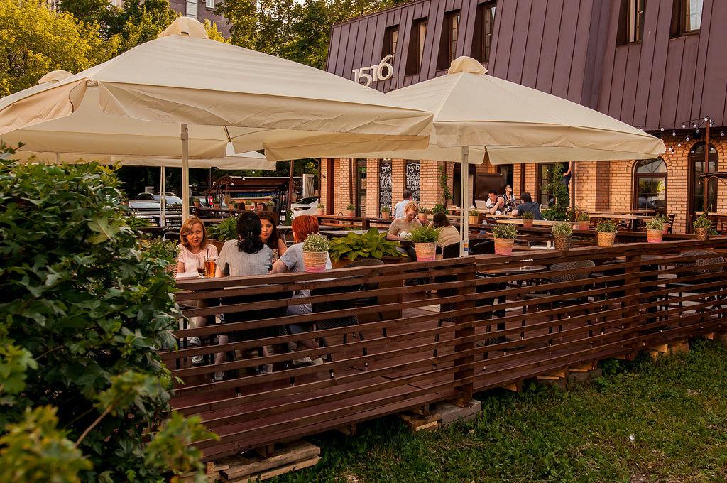 Ресторан 1516 - фотография 17