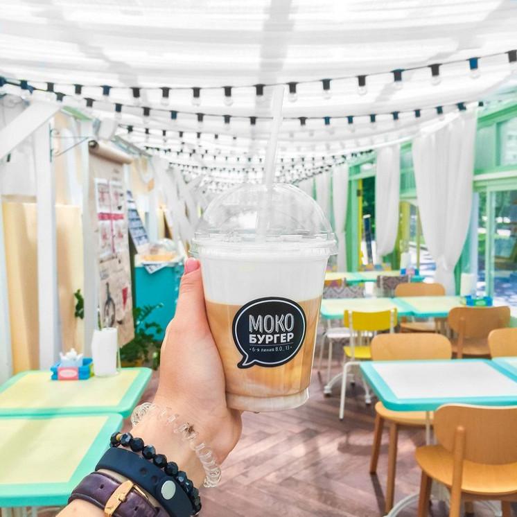 Ресторан Моко-бургер - фотография 5