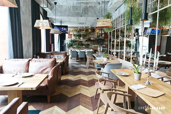 Ресторан Bon app café - фотография 7