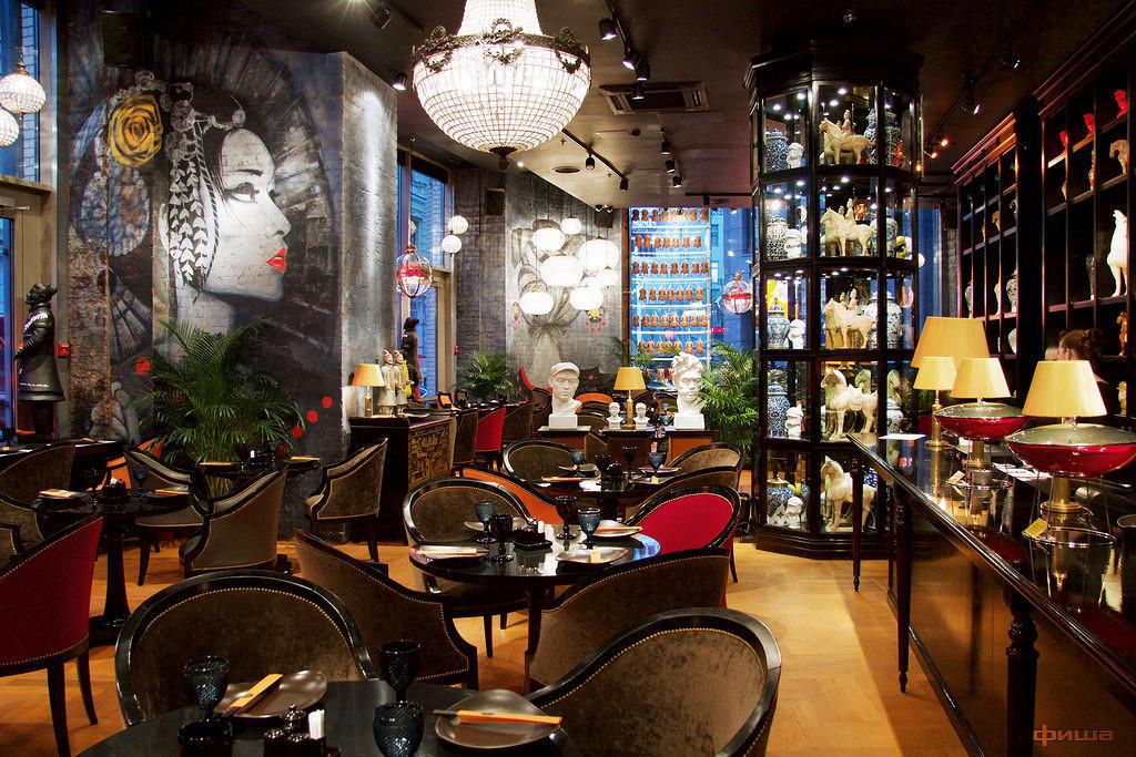 Ресторан Мандарин. Лапша и утки - фотография 13
