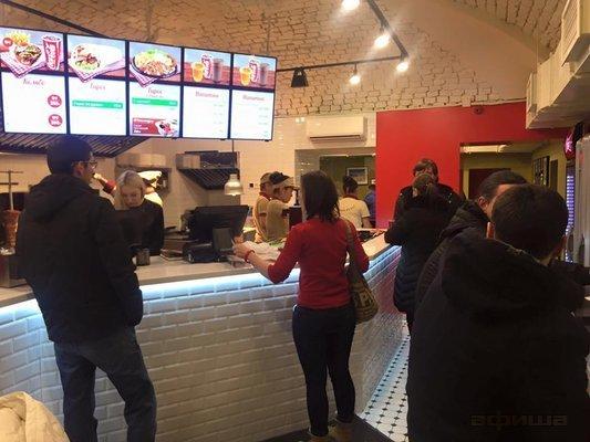 Ресторан Grill & Gyros - фотография 8