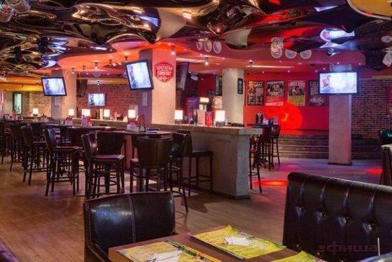 Ресторан Papa's Bar & Grill - фотография 12