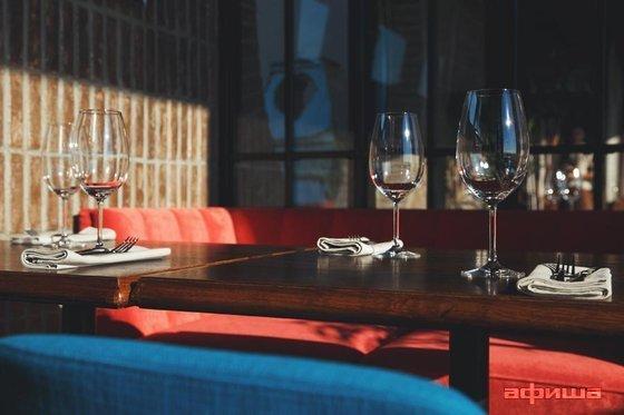 Ресторан Паруса на крыше - фотография 10