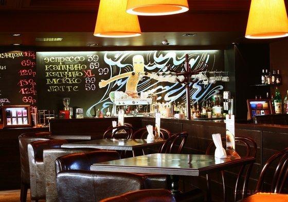 Ресторан Питькофе: Экстрим - фотография 5