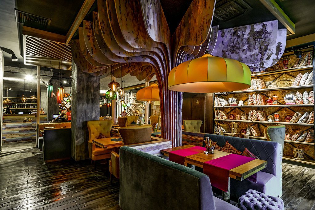 Ресторан Шикари - фотография 9