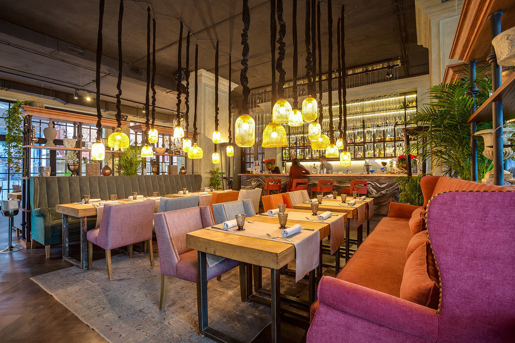 Ресторан Modus - фотография 8