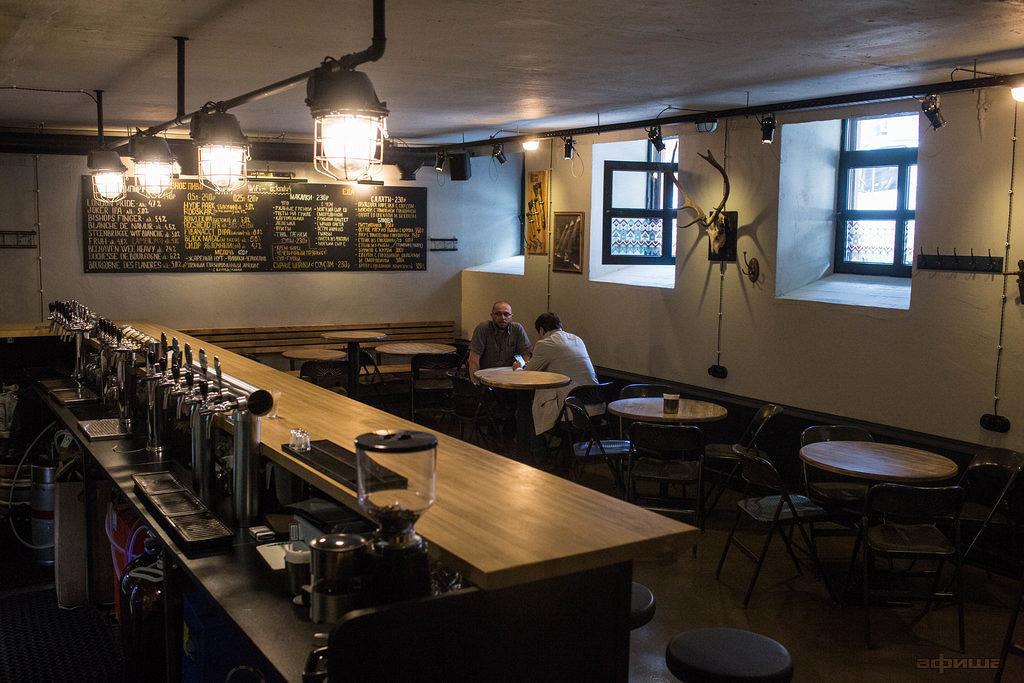 Ресторан Ozland Bar - фотография 17