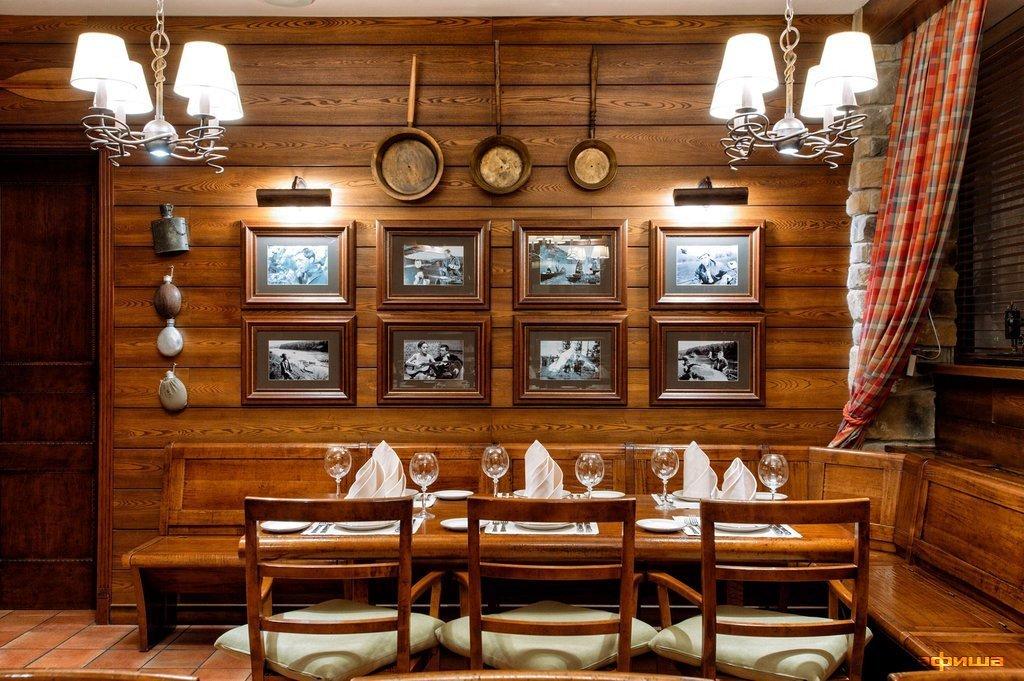 Ресторан Хозяин тайги - фотография 1