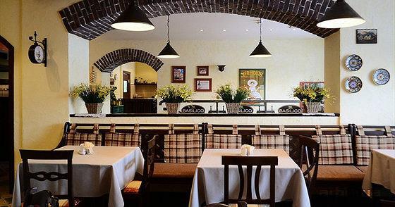 Ресторан Basilico - фотография 16