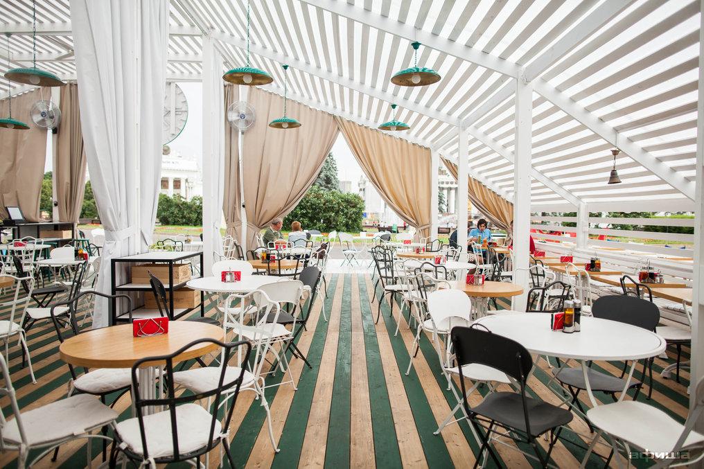 Ресторан Osteria nel Parco - фотография 10