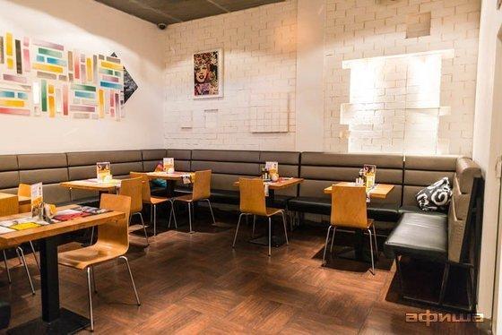 Ресторан Тарелочка чечевичного супа и один маленький, но очень хитрый сухарик - фотография 9