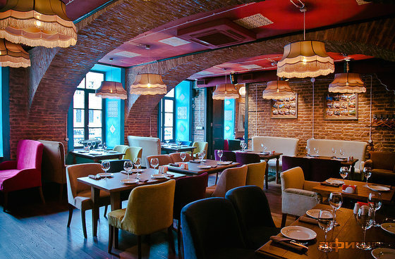 Ресторан Cha Cha - фотография 6
