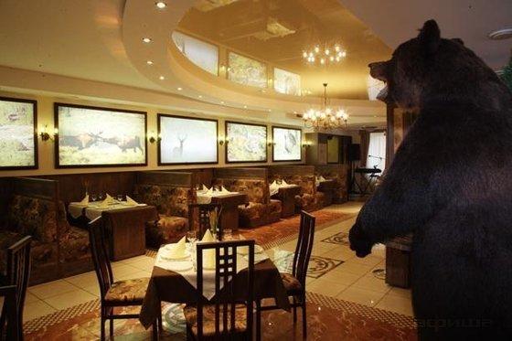 Ресторан Охотничий - фотография 4