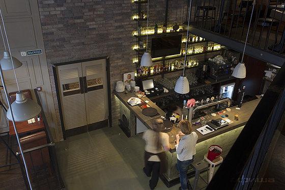 Ресторан Бельгийская брассери 0,33 - фотография 23