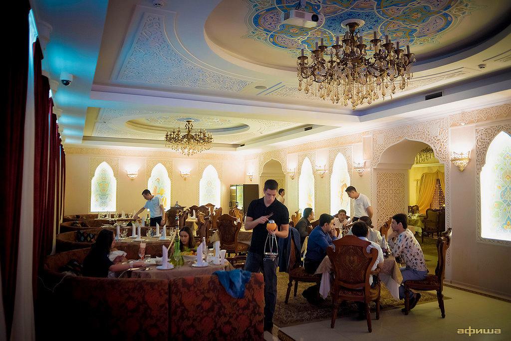 Ресторан Хайям - фотография 1