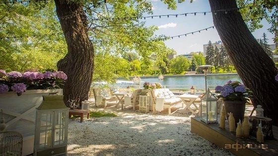Ресторан Café del mar - фотография 23