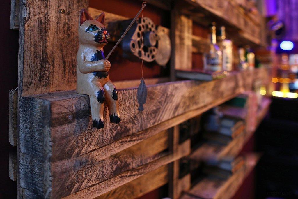 Ресторан Оранжевый кот - фотография 4