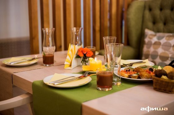 Ресторан Лимон & Mята - фотография 9