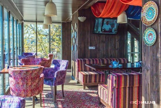 Ресторан Изюм - фотография 8