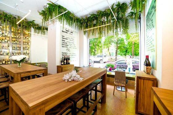 Ресторан Open Wine & Table - фотография 7