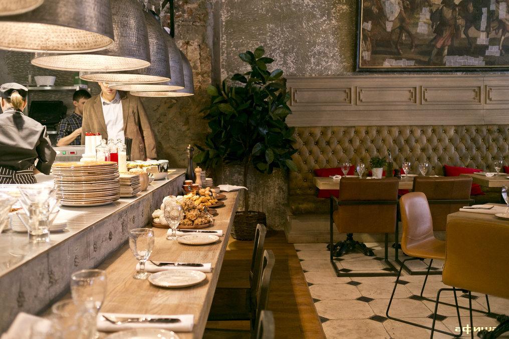 Ресторан Высота 5642 - фотография 19