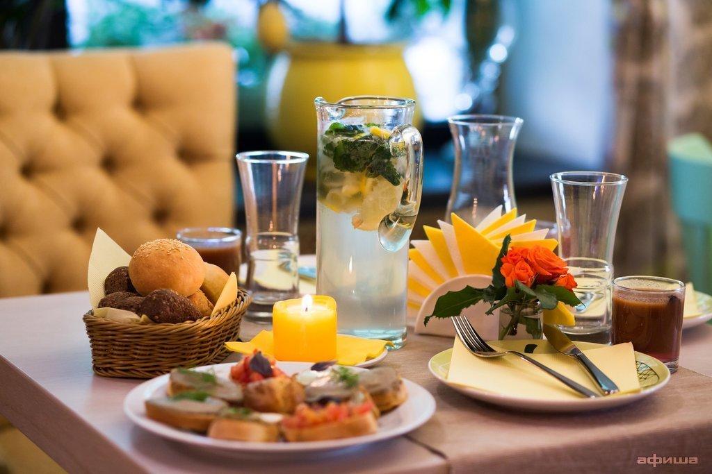 Ресторан Лимон & Mята - фотография 3