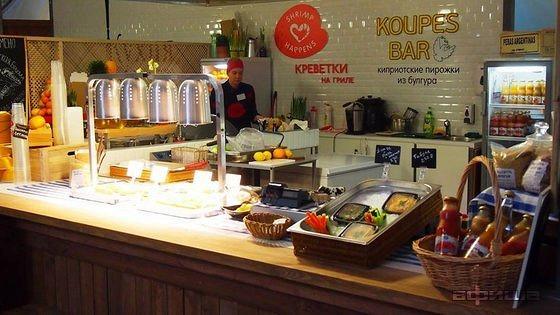 Ресторан Koupes Bar - фотография 2