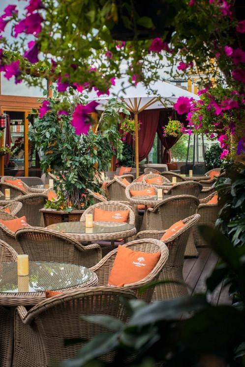 Ресторан Buddha Bar Moscow - фотография 23