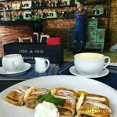 Ресторан Креп де кофе - фотография 3