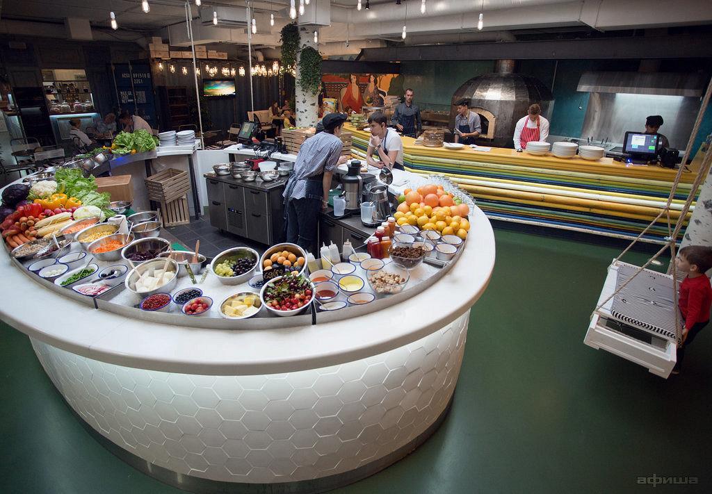 Ресторан Food Park - фотография 12