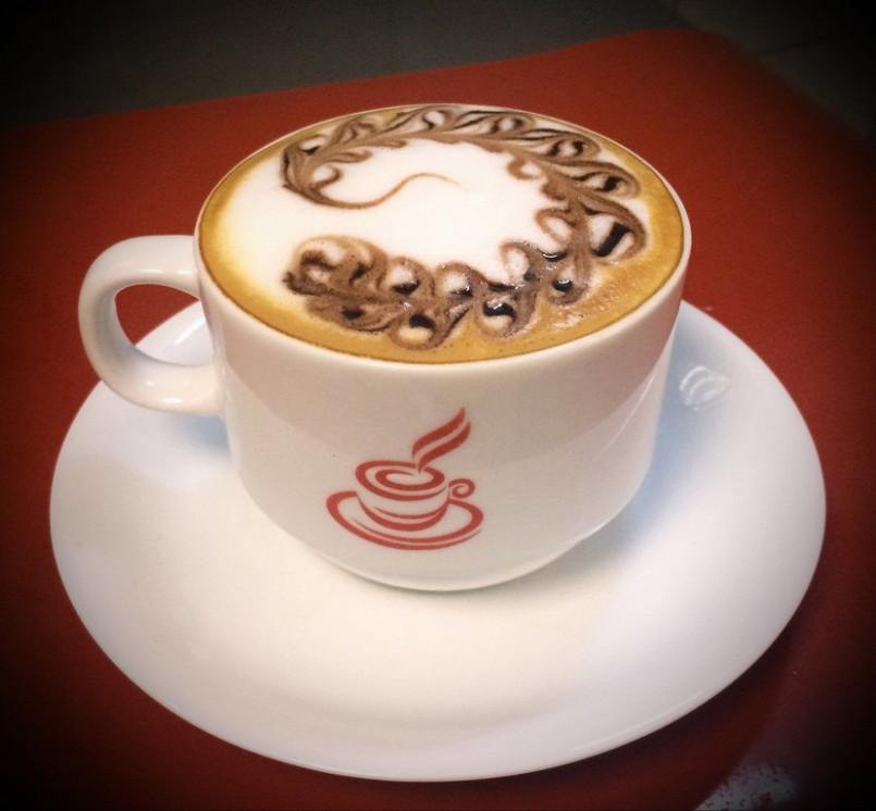 Ресторан Кофейная чашка - фотография 1