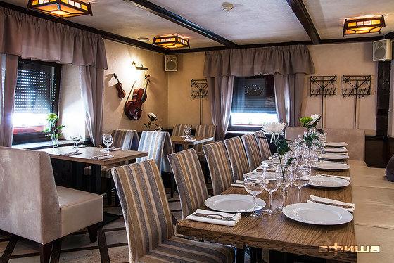 Ресторан Амадеус - фотография 10