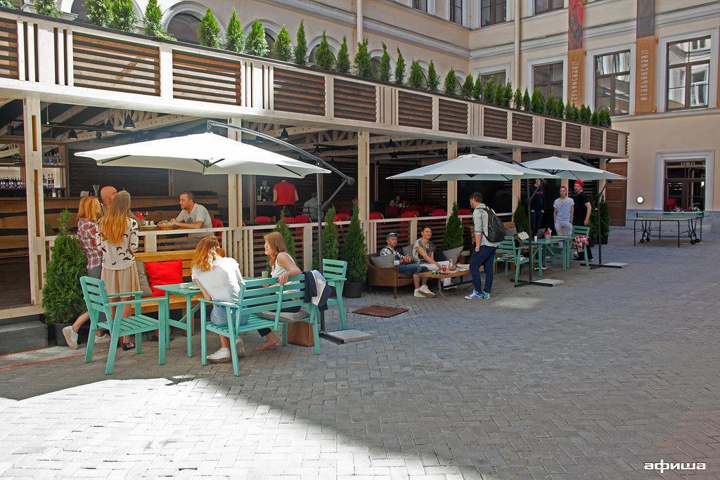 Ресторан Beatnik - фотография 1