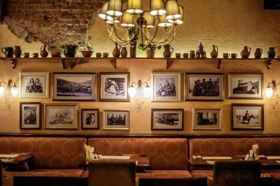Ресторан Хмели-сунели - фотография 9