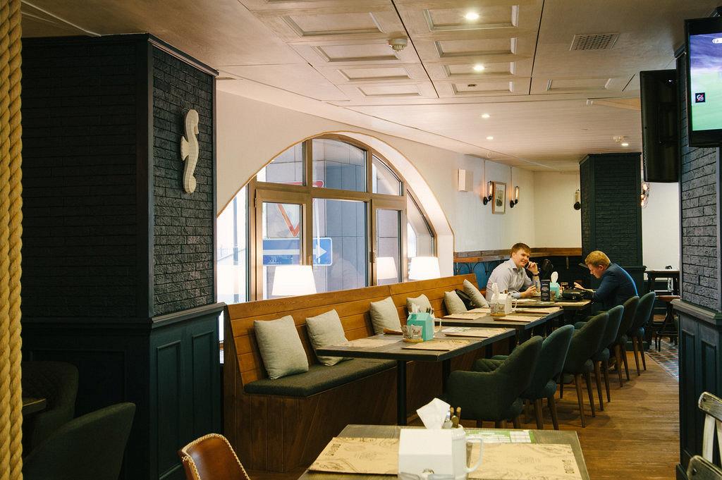 Ресторан Crab Pub - фотография 14