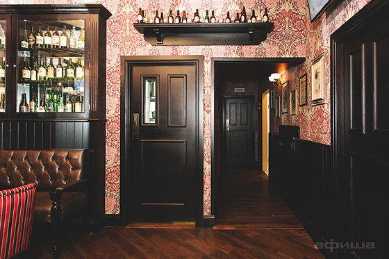 Ресторан Mandy's Apothecary Irish Pub - фотография 9