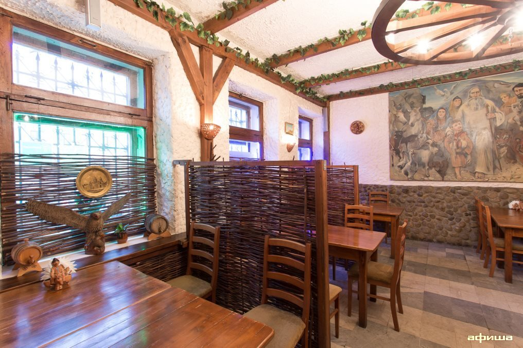 Ресторан Ноян Тапан - фотография 1