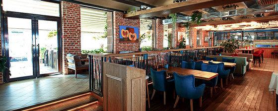 Ресторан Rodina южной кухни - фотография 5