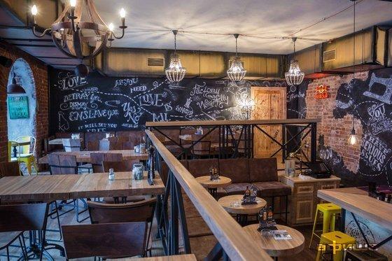 Ресторан Fabrika - фотография 6