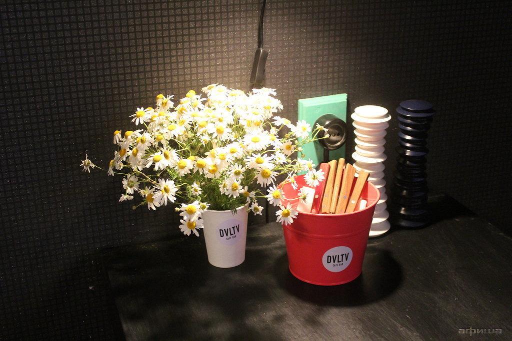 Ресторан DVLTV - фотография 10