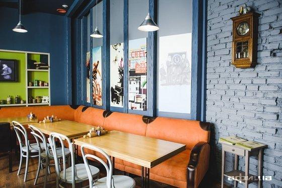 Ресторан Сметана - фотография 2