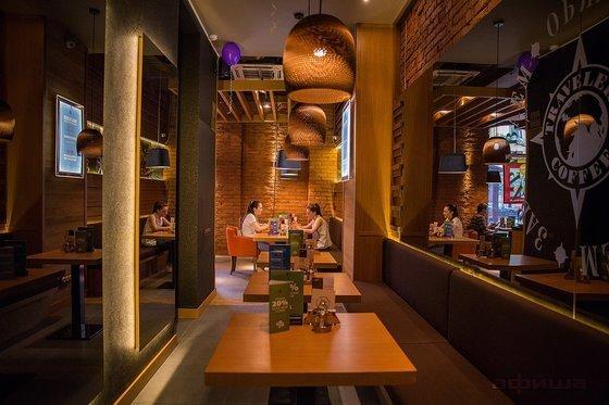 Ресторан Traveler's Coffee - фотография 1