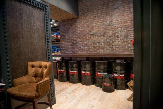 Ресторан Sanctions Bar - фотография 5