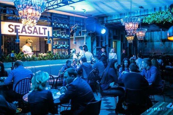 Ресторан Seasalt - фотография 12