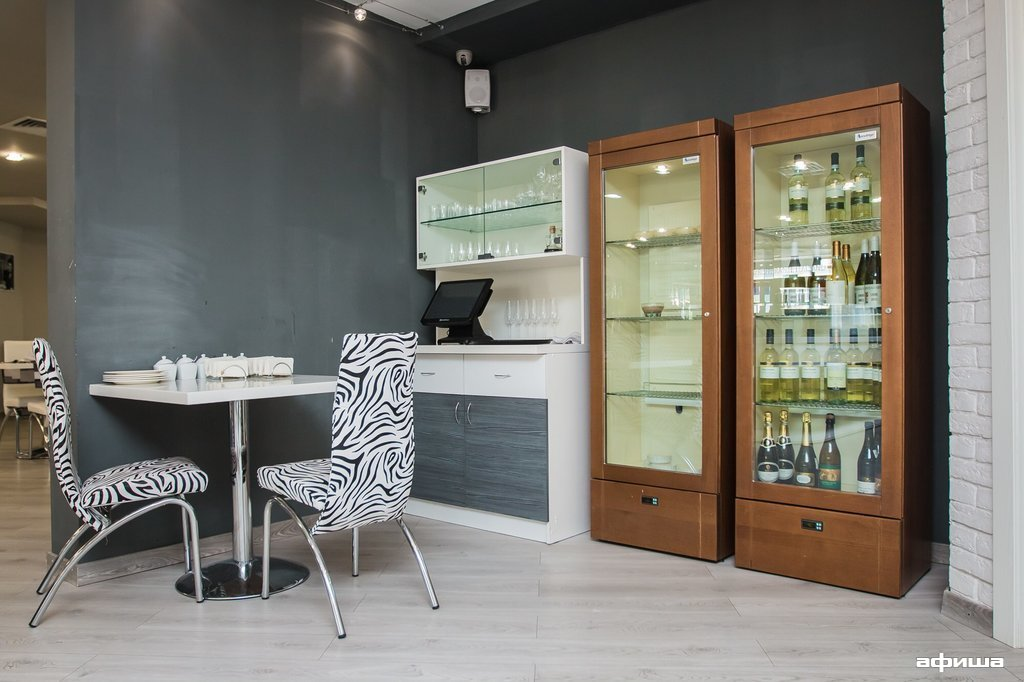 Ресторан Basilico Lounge - фотография 10