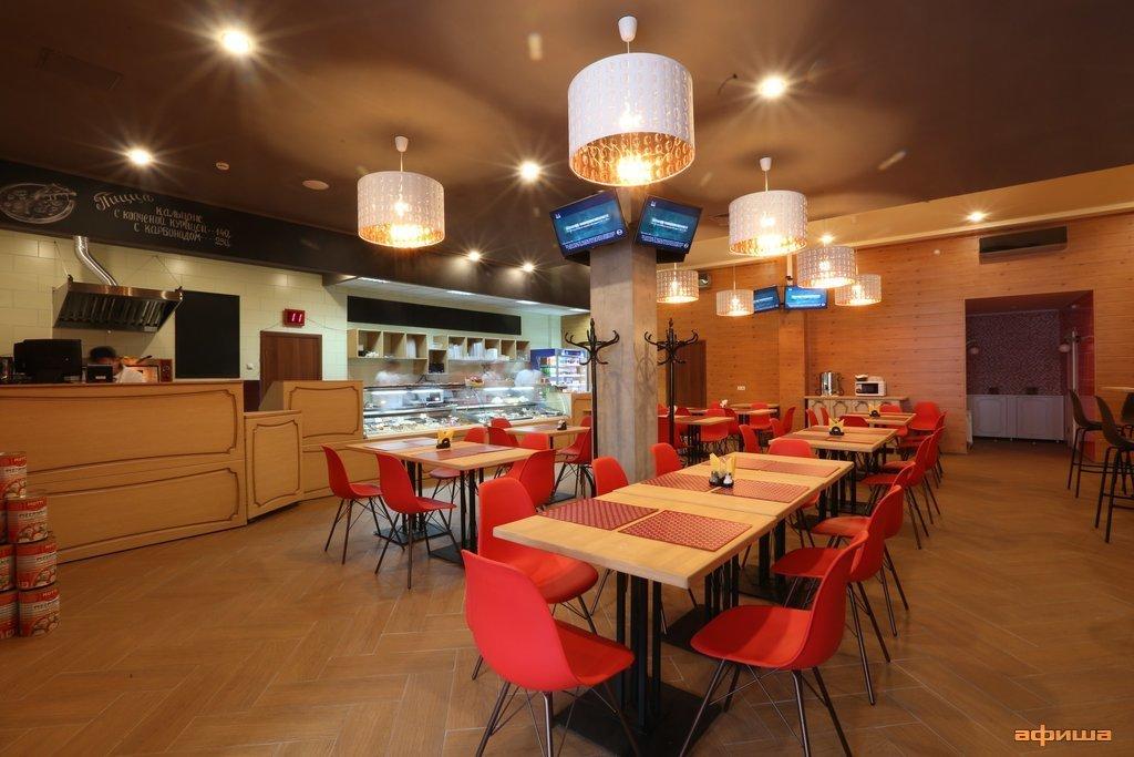 Ресторан Штоф и шанежки - фотография 18